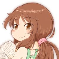 当サイトの管理人『kazunoha』の自画像です。美化しすぎ。